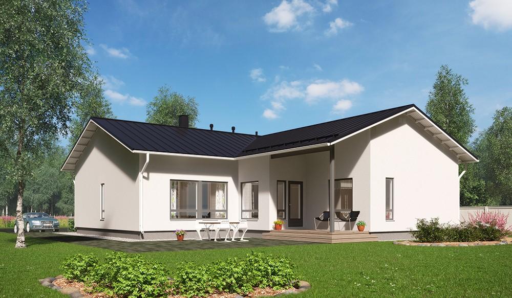 Проект каркасного дома КД-168-1-47